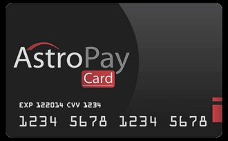 AstroPay cards