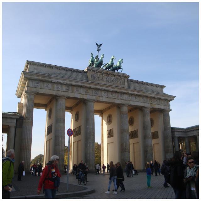 Roteiro para um dia em Berlim - o básico da cidade - Portão de Brandemburgo