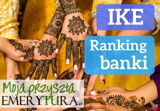 Ranking 2017: IKE z lokatą bankową