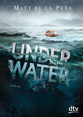 """""""Under Water"""" von Matt de la Peña, Jugendbuch"""