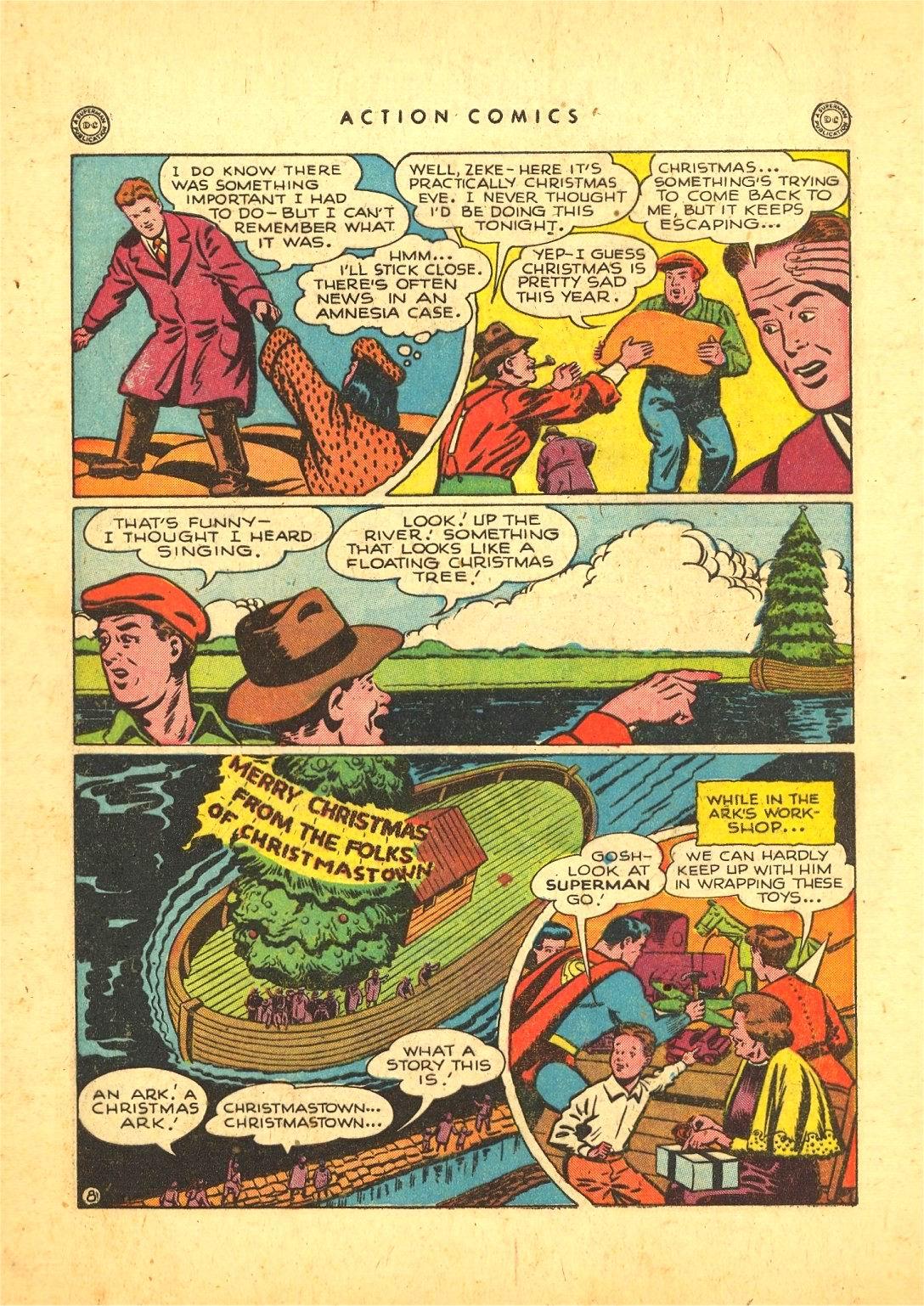 Action Comics (1938) 117 Page 8
