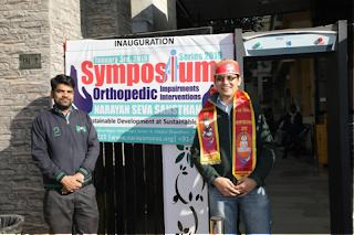 Narayan Seva Sansthan launch symposium 2019