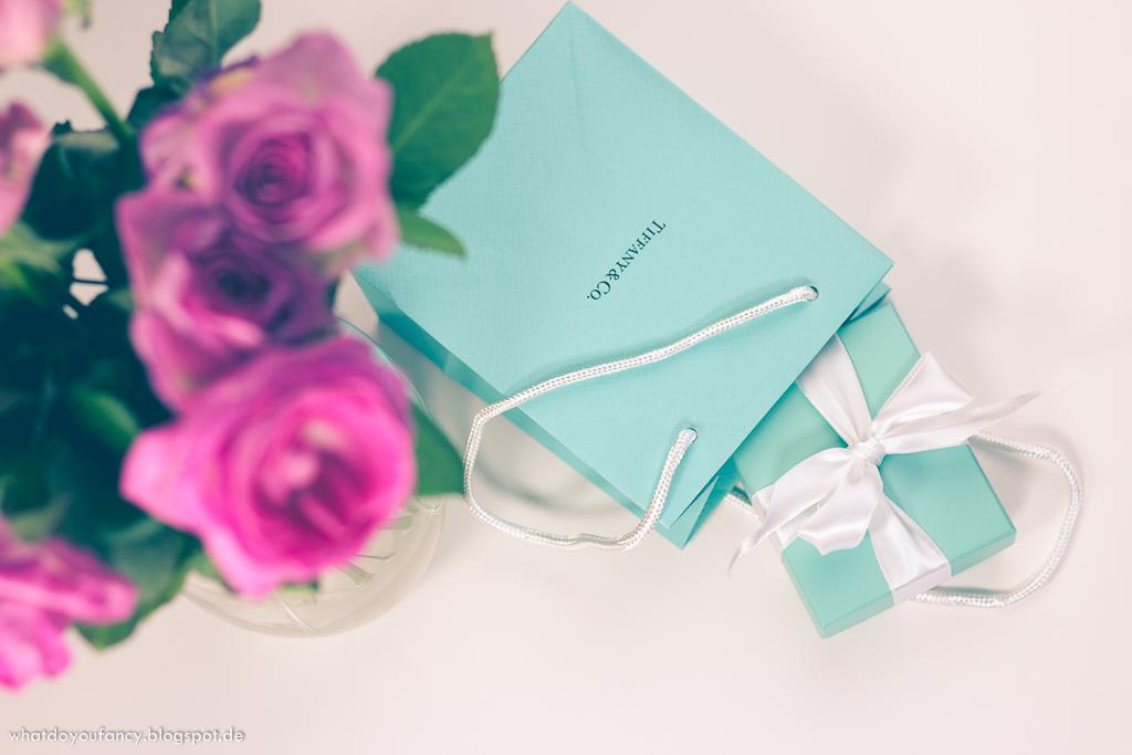 Perlenohrringe von Tiffany & Co.