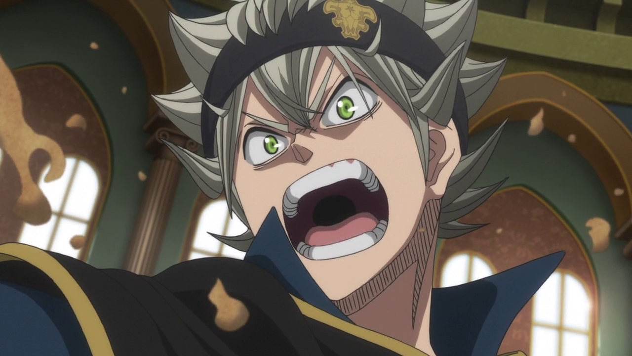 Magical Love Fansub: Black Clover 20