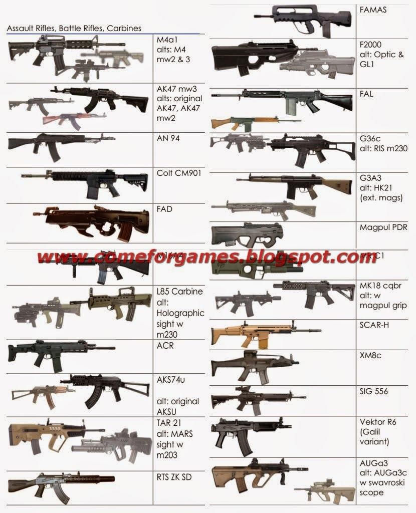 Mw Weapons Images - Reverse Search