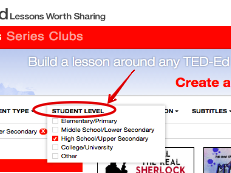 10 Must Watch TED Ed Lessons for High School Students