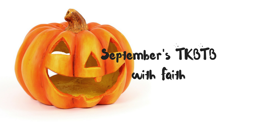 September TKBTB With Faith banner