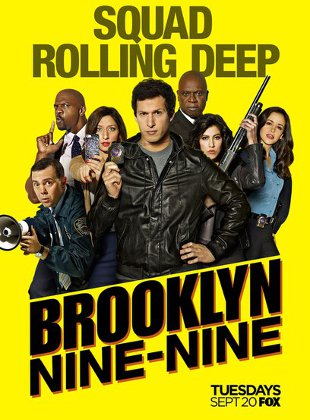 Baixar Brooklyn Nine Nine 4ª Temporada Dublado e Legendado