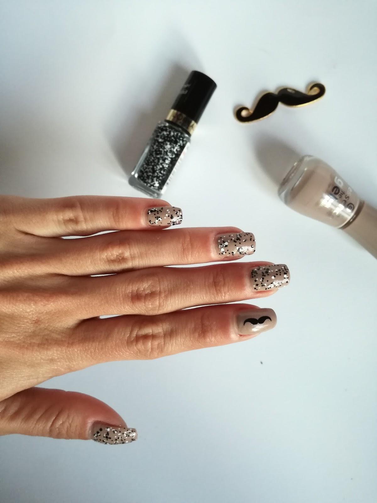 movember-manicure-idea