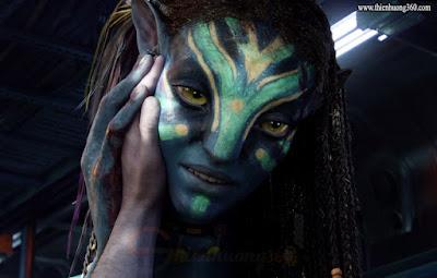Neytiri thốt lên: em đã thấy anh rồi, Jake, Jake của em | Avatar (2009)