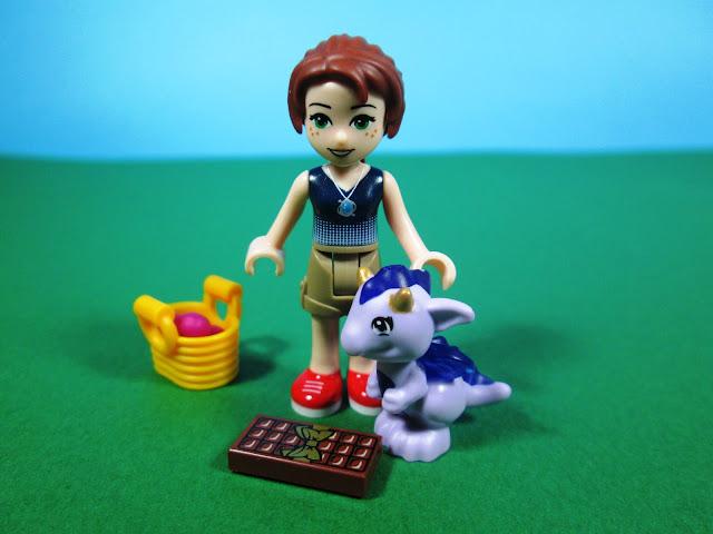 Set LEGO Elves 41171 Emily Jones & the Baby Wind Dragon