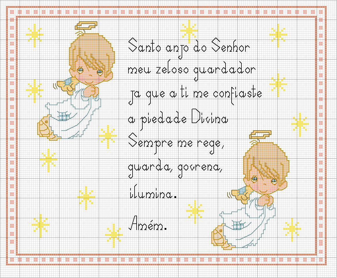 As 3 Artes Oracao Do Anjo Da Guarda