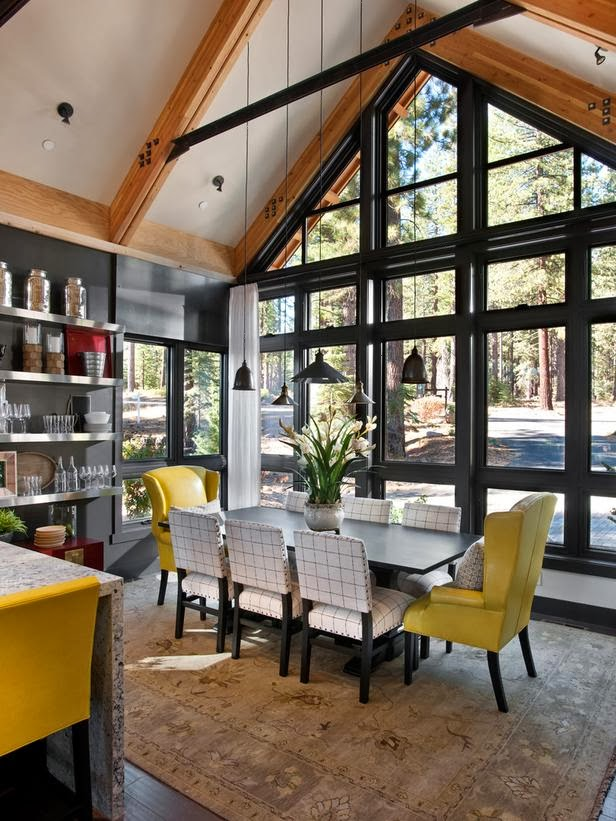 HGTV Dream Home 2014 : Dining Room Pictures