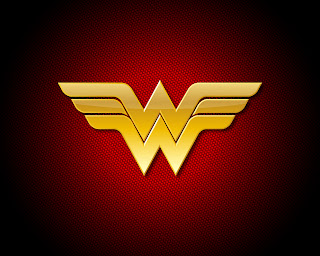 DC Comics Wonder Women Logo HD Wallpaper