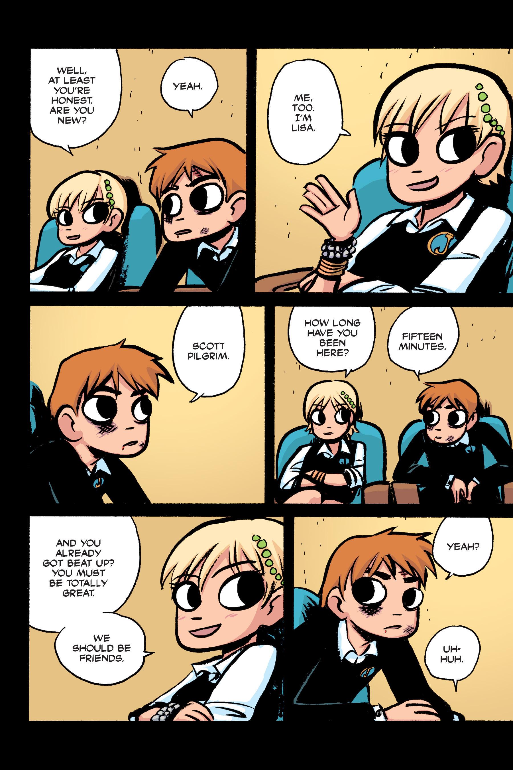 Read online Scott Pilgrim comic -  Issue #2 - 9