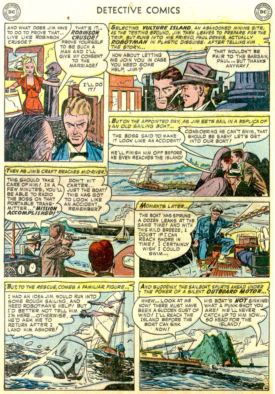 Read online Detective Comics (1937) comic -  Issue #179 - 26