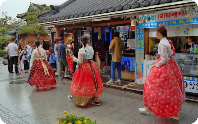 Hanbok+Pakaian+Tradisional+Korea