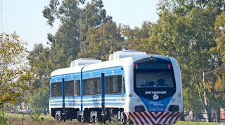 El Tren del Valle volverá a funcionar el Martes 3 de Enero