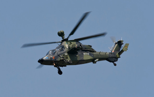 Airbus Helicopter EC665 Tiger of German Army