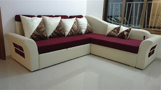 Wodden Sofa Cum Bed With Storage Size   8 X 6 For   24999/