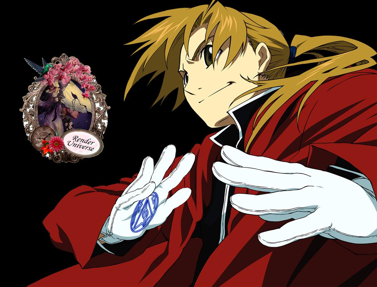 Full Metal Alchemist - Alphonse Elric   Render Universe