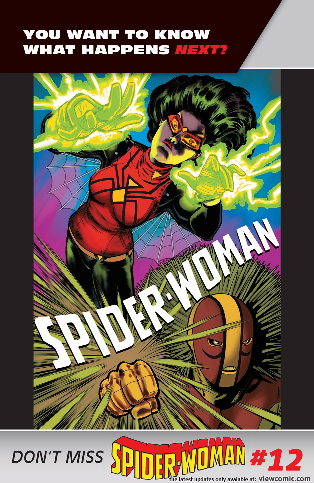 Spider-Woman v6 011 (2016) . | Vietcomic.net reading comics online for free