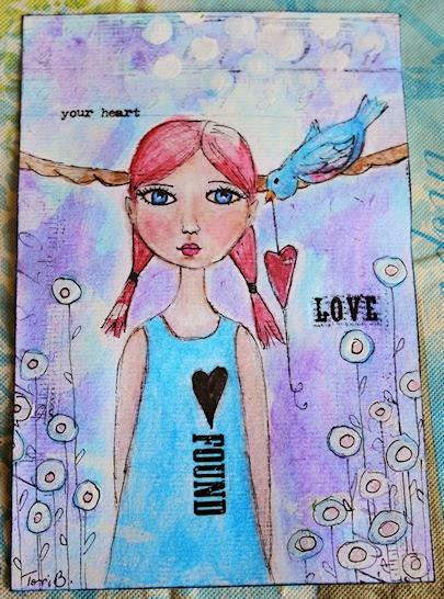 Found Heart by Tori Beveridge