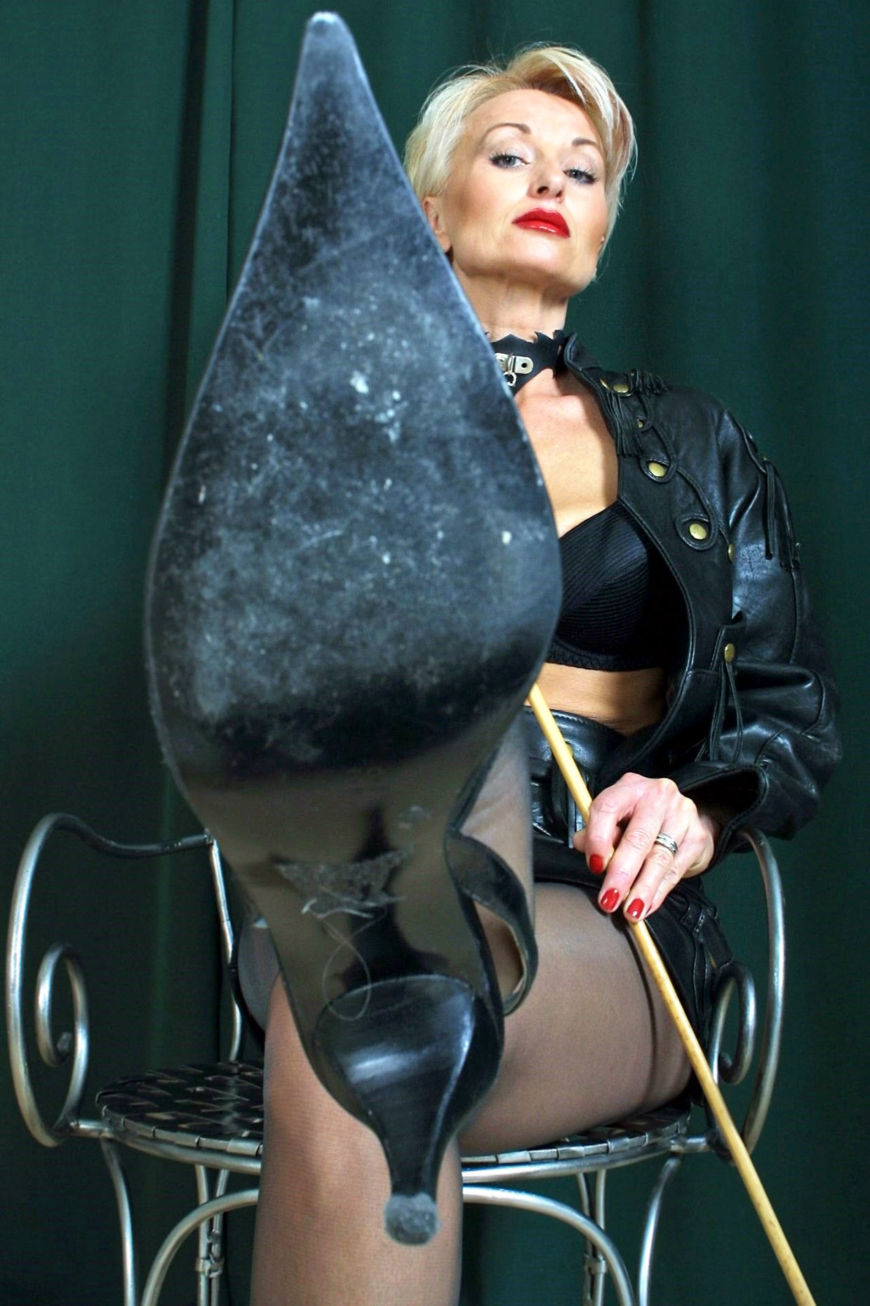 Mature dominatrix photos