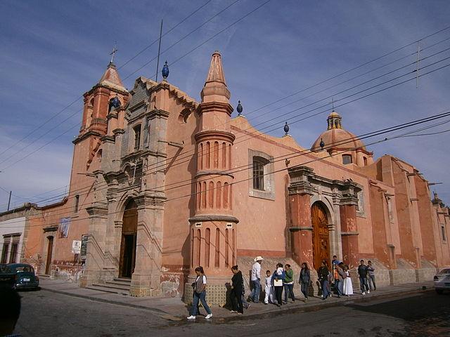 Iglesia Tercera Orden, Dolores Hidalgo