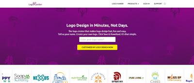 Logo Garden موقع لتصميم الشعارات