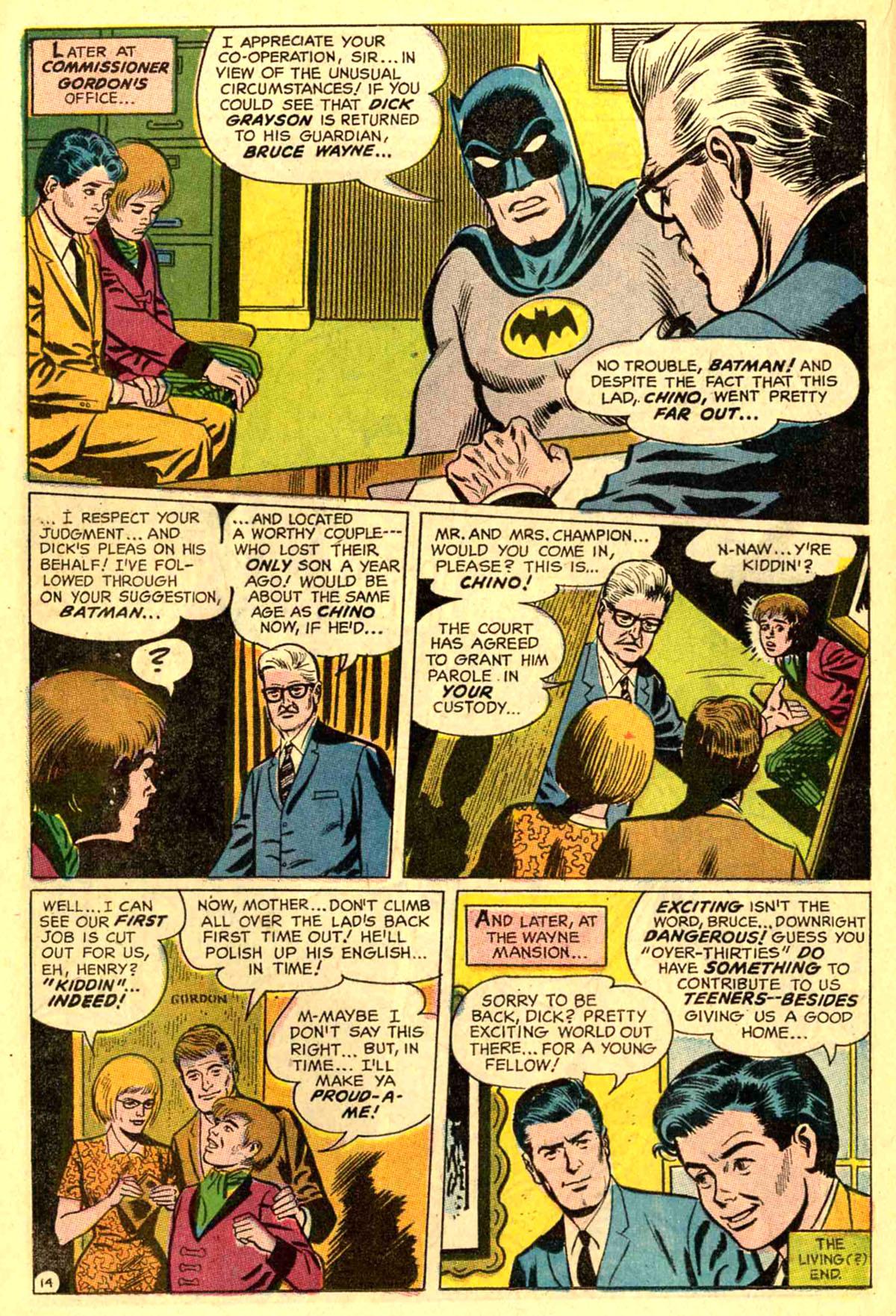 Detective Comics (1937) 379 Page 17