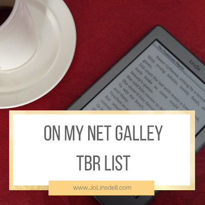On My Net Galley TBR List