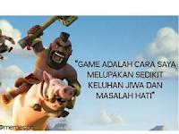 DP BBM Gambar lucu clash royale