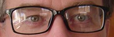 modeling GlassesShop.com eyeglasses