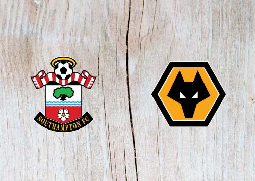 Southampton vs Wolves - Highlights 13 April 2019