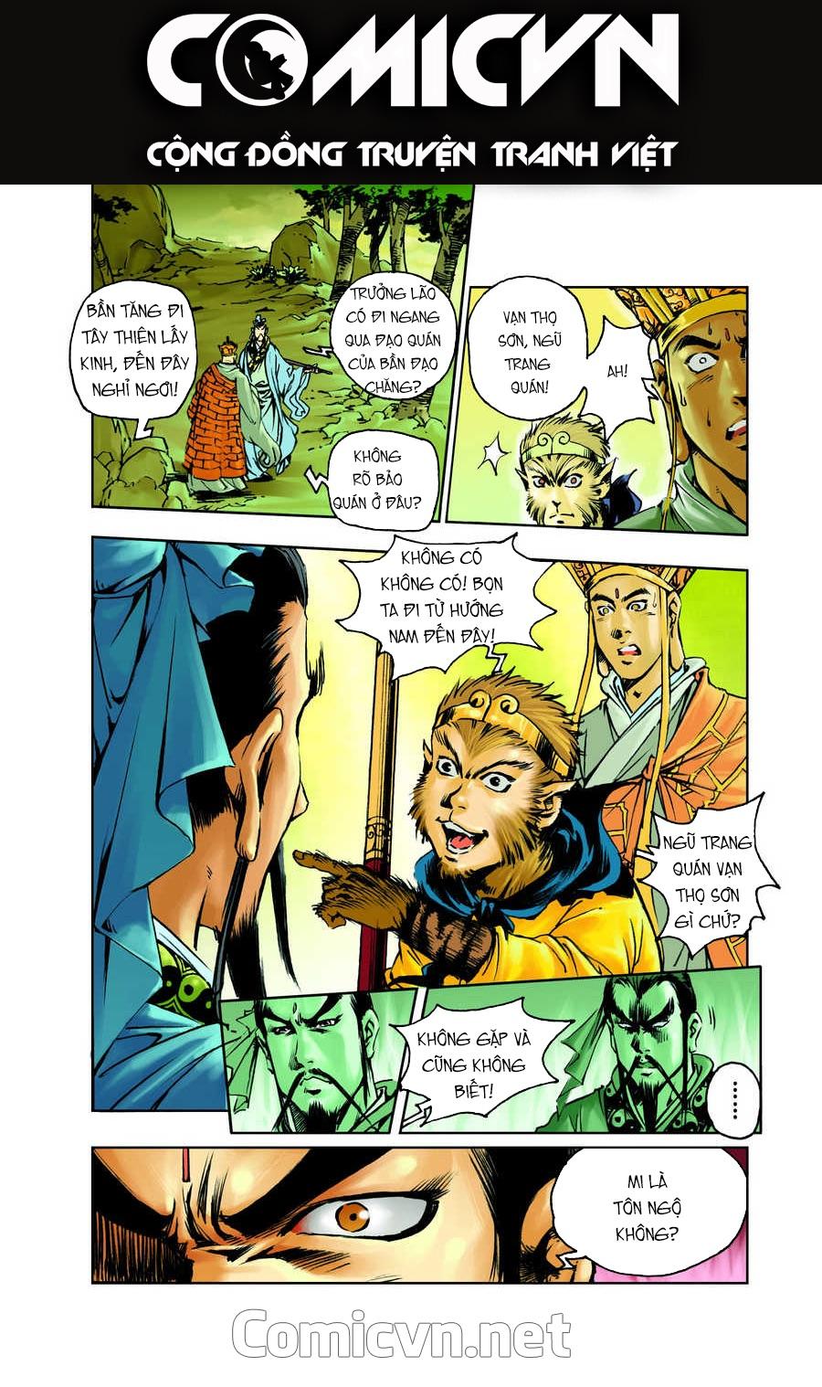 Tây Du Ký màu - Chapter 49 - Pic 1