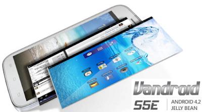 Tutorial Root dan Install CWM Advan Vandroid S5E