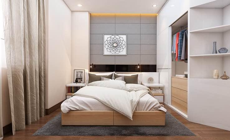 Phòng ngủ Xuân Mai Tower