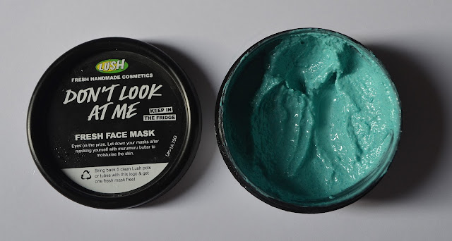 LUSH Don't Look At Me Fresh Face Mask