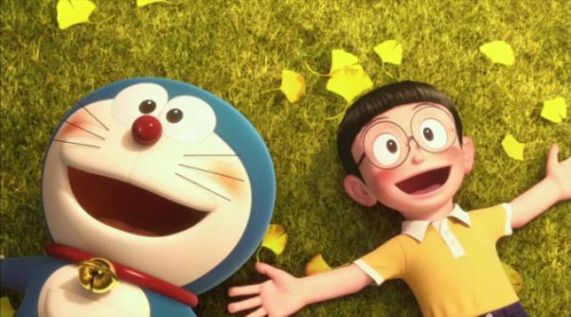 Download Mentahan Kepala Nobita Pack Png Hd Picsay Pro
