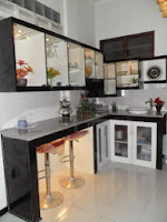 furniture semarang - kitchen set mini bar 13