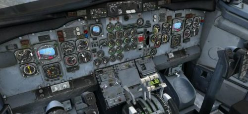 Flight Simulator News Brief: MilViz Boeing 737-200