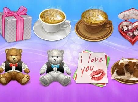 Valentine Day Icons