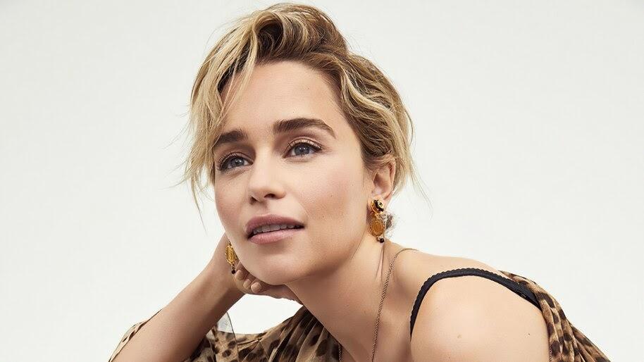 Emilia Clarke Short Hair 4k Wallpaper 4 2536