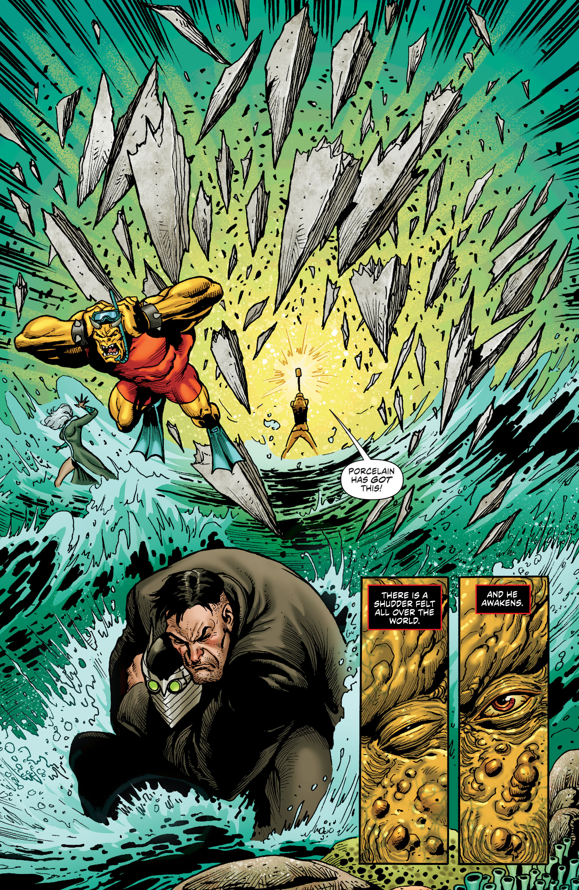 Read online Secret Six (2015) comic -  Issue #9 - 8