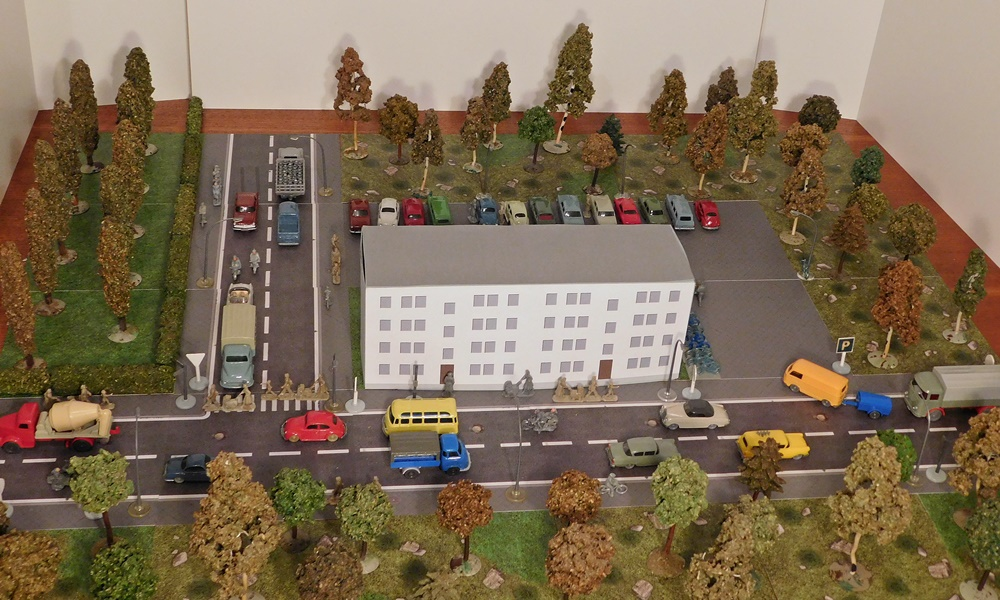 Parkplatz Dreier