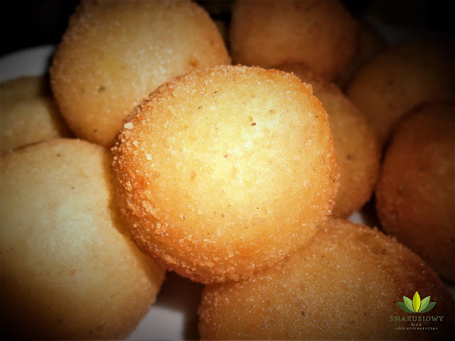 Kulki z ziemniaków