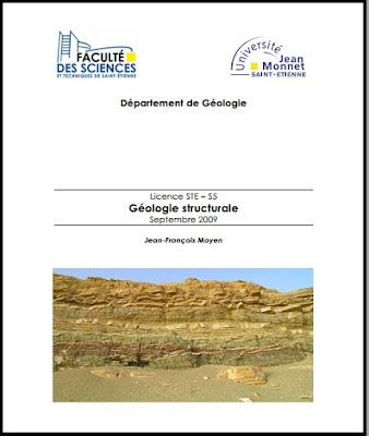 Télécharger Cours Gratuit Géologie structurale Licence STE – S5 pdf