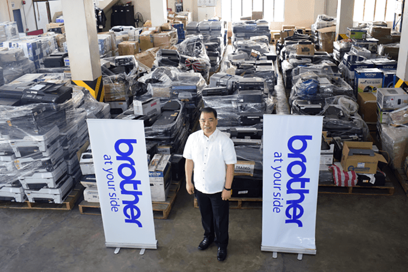 Brother Philippines uses trade-in promo to regulate electronic waste