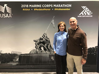 Review of the Embassy Suites Old Town Alexandria for Marine Corp Marathon